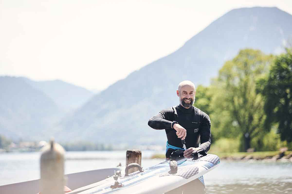 Sailingcenter Bad Wiessee Hydrofoiling Seeseiten