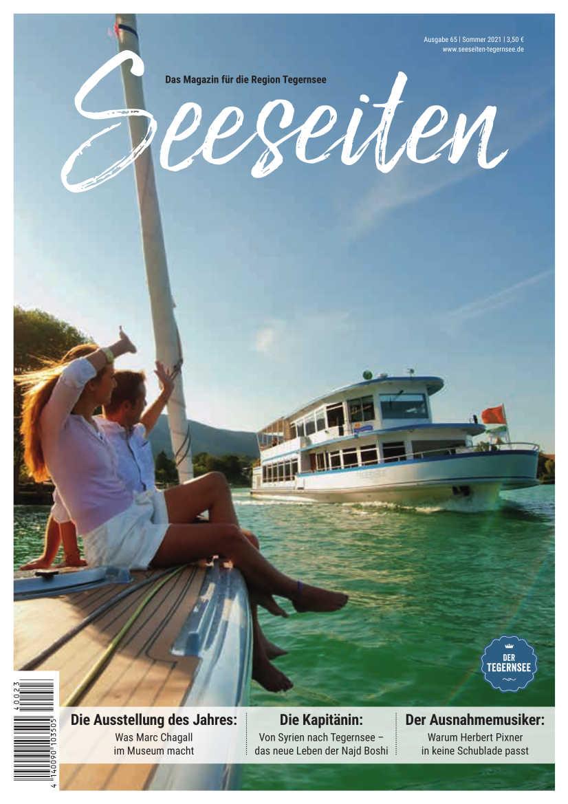 Seeseiten Titelseite Sommer 2021