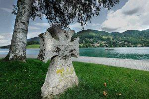 Tuffstein-Kreuz in Rottach-Egern