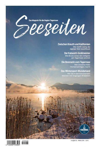 Seeseiten Winter 2018 Titelbild