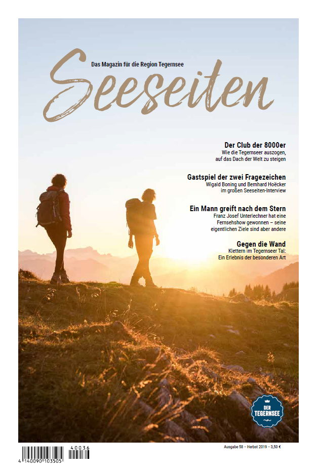 Seeseiten Titelseite Herbst 2019