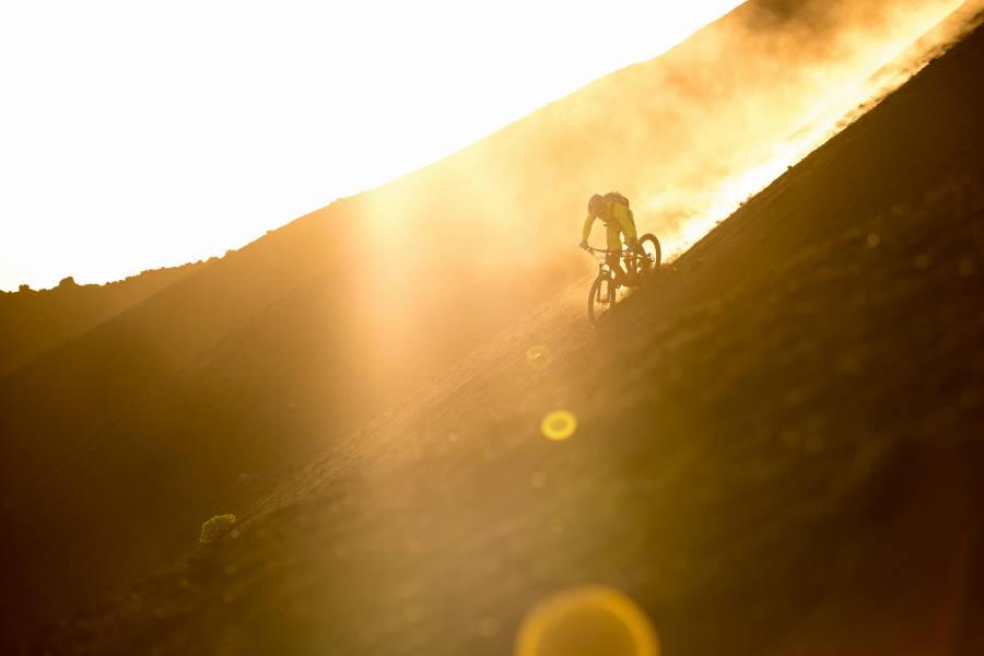 Hansi Heckmair Mountainbike