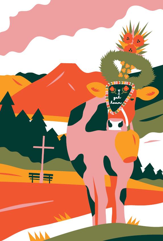 Illustratorin Katharina Bourjau