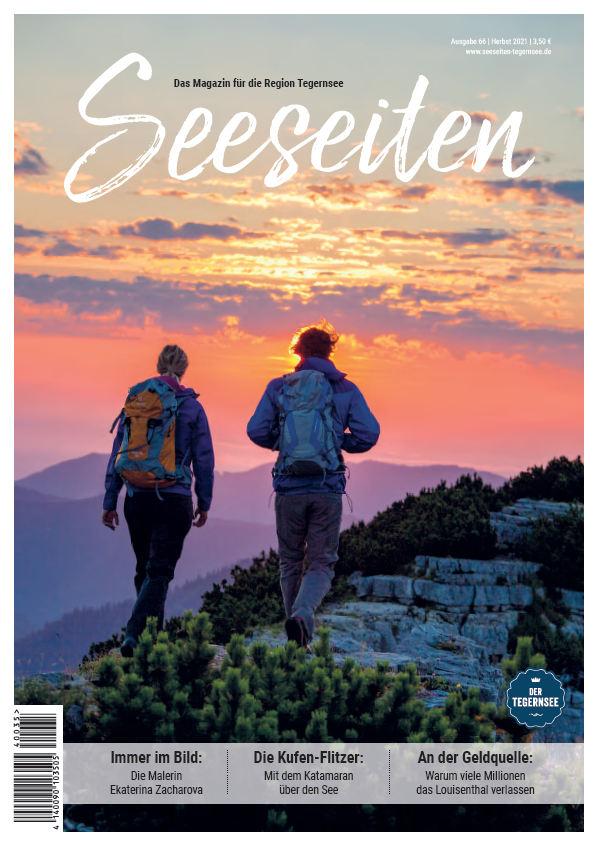 Seeseiten Titelseite Herbst 2021