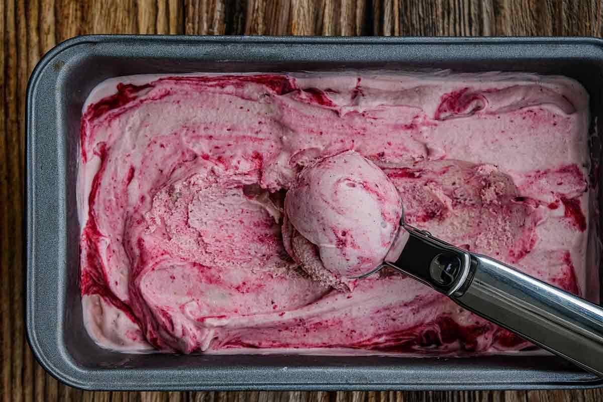 Foodblog Rezept Erdbeeren-Parfait