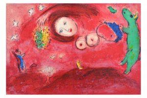 Chagall Gulbransson Museum Tegernsee