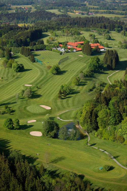 Golfhotel Margarethenhof tegernsee
