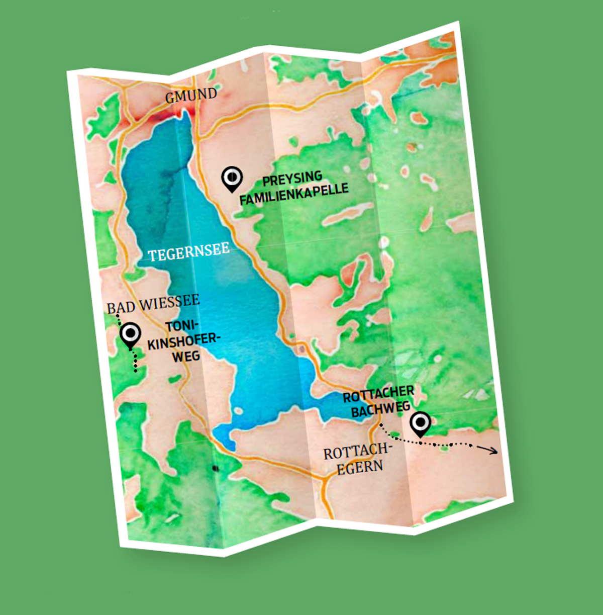 Die Brennerin vom Tegernsee