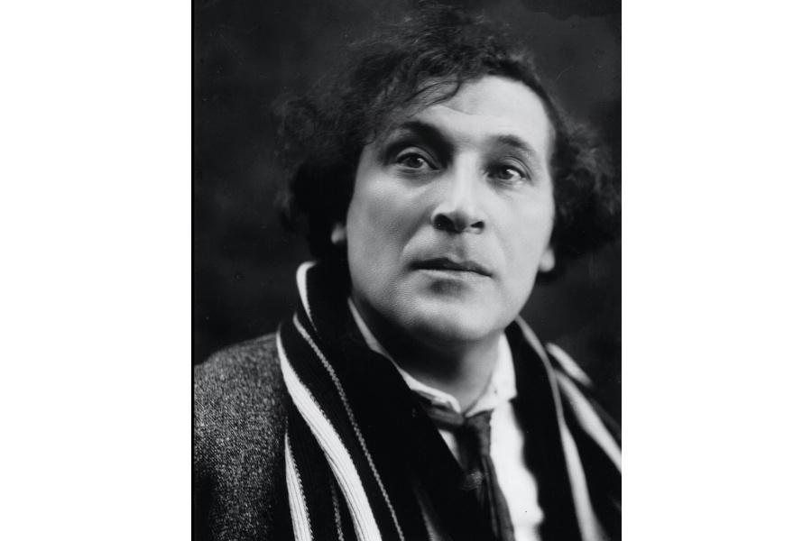 Marc Chagall Porträt