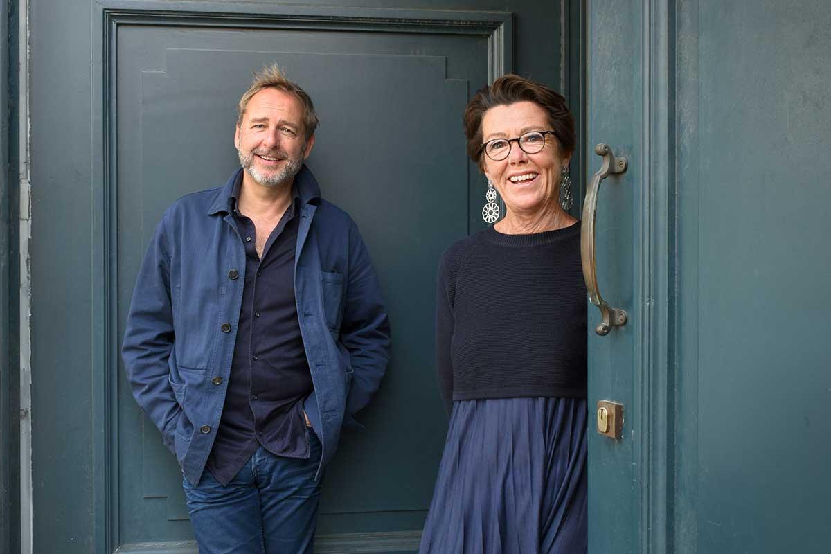 Michael Beck und Ute Eggeling Kunsthändler seeseiten