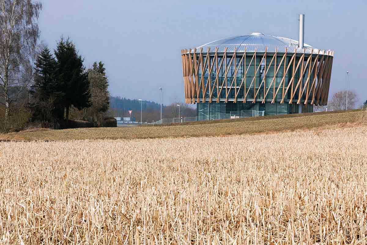 Powerstation Schilling in Schwendi, Architekt Matteo Thun