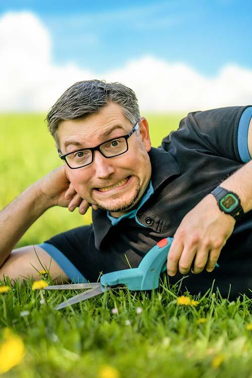 Kabarettist Stefan Otto Seeseiten-Interview