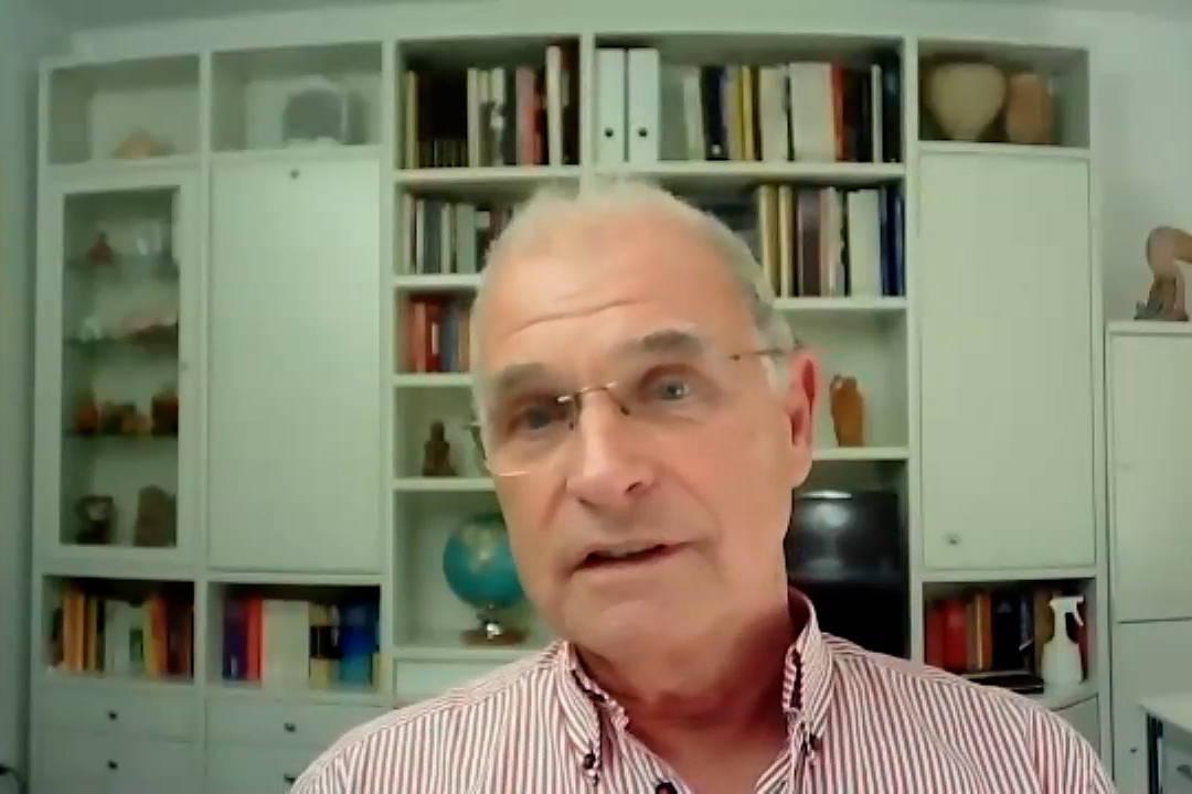 Jürgen Ahrens Krimiiautor